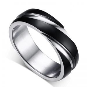 Achilles Titanium Men's Ring