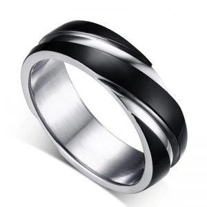 Achilles Titanium Men's Ring