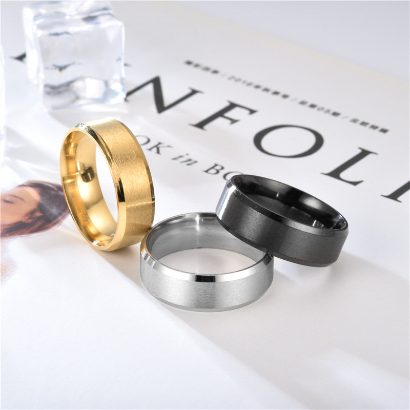 Mens Ring, Mens band