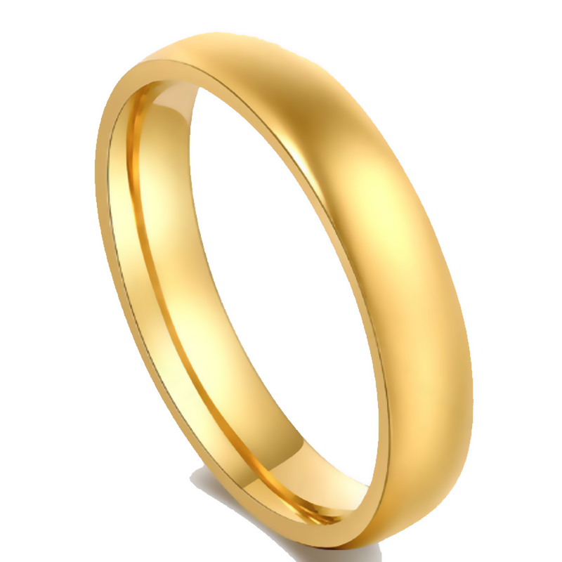 Classic Gold Tone Wedding Band Ring, wedding band, wedding ring, grooms ring, mens rings online, wedding rings online, tungsten ring, rose gold ring, afterpay, oxipay, paypal
