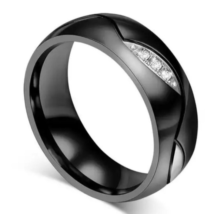 Brunswick Ladies Band Ring