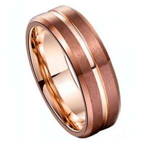 Bakir Tungsten Ring, Men's Rings Online, Men's Ring Just Rings Online, Free Express Postage, Free Shipping, Australian Stock , Fast Service, Easy Exchange, Free ring sizer