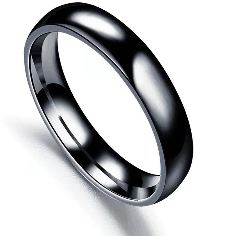 Classic Black Tone Wedding Band Ring, wedding band, wedding ring, grooms ring, mens rings online, wedding rings online, tungsten ring, rose gold ring, afterpay, oxipay, paypal