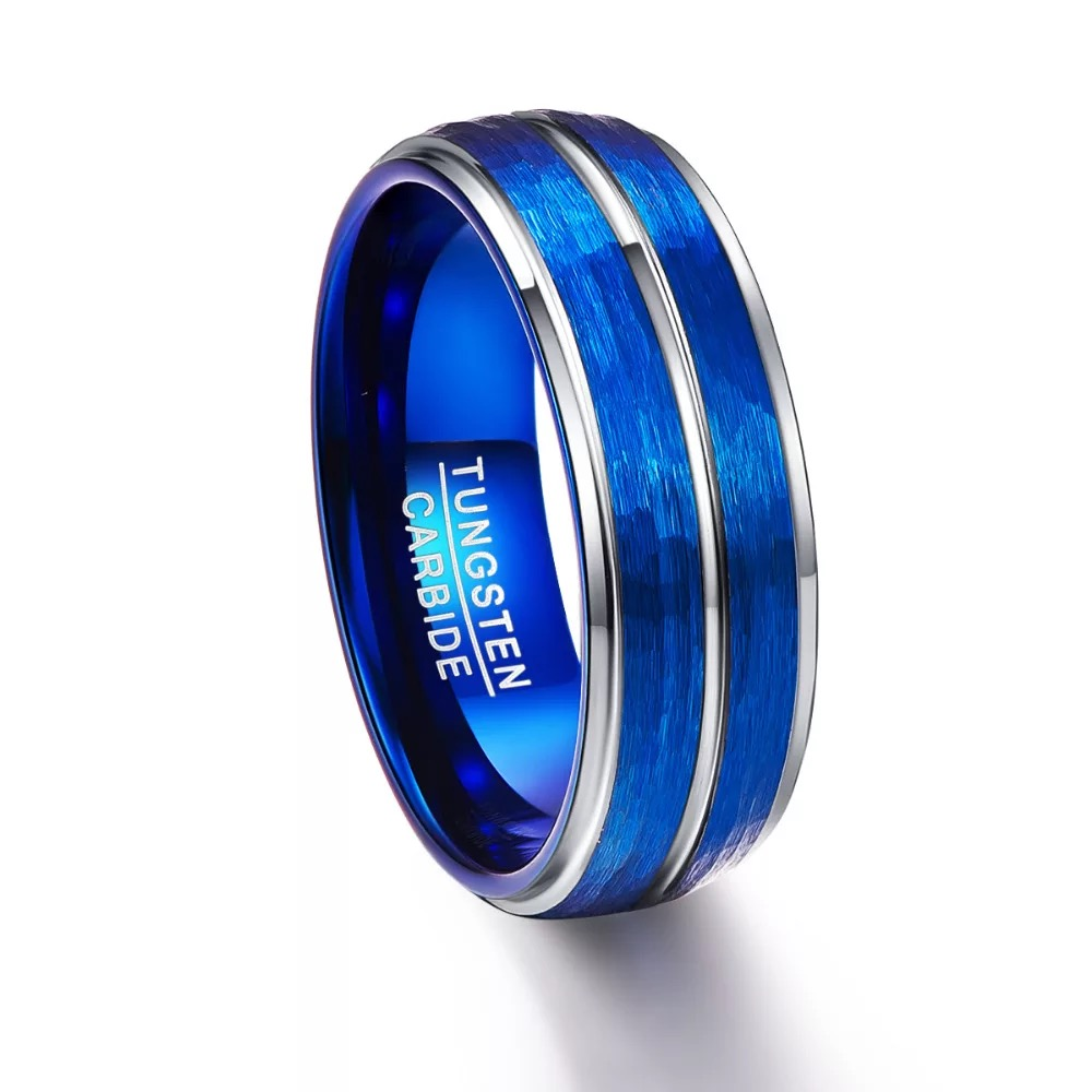 Bluewater Tungsten Carbide Ring, JustRings, Mensringsonline, gifts for him, Afterpay, Laybuy, Humm, PayPal, Latitudepay,Zippay,Afterpay obsession, ringsforhim