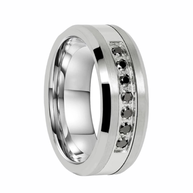 Felix Tungsten Ring, Men's Rings Online, Men's Ring Just Rings Online, Free Express Postage, Free Shipping, Australian Stock , Fast Service, Easy Exchange, Free ring sizer, Ladies Ring, Womens wedding , Ladies wedding band, Gold Tone